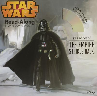 Star Wars: The Empire Strikes Back Read-Along Storybook and CD Cover Image