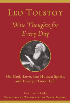 Wise Thoughts for Every Day Cover
