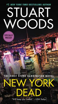 New York Dead: The First Stone Barrington Novel Cover Image