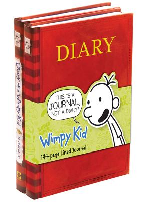 Special Edition Diary of a Wimpy Kid with Journal Cover Image