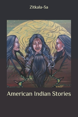 American Indian Stories Cover Image