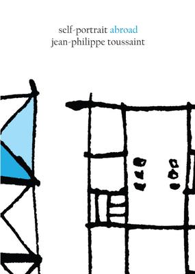 Cover for Self-Portrait Abroad (Belgian Literature)
