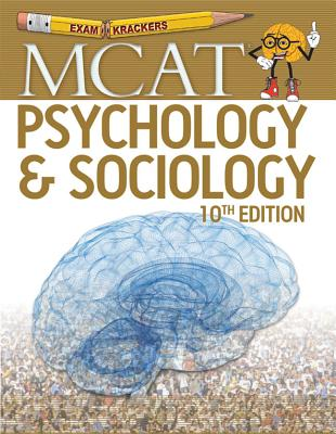 Examkrackers MCAT: Psychology & Sociology Cover Image