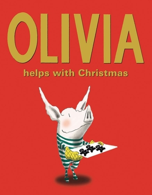 Olivia Helps with Christmas Cover