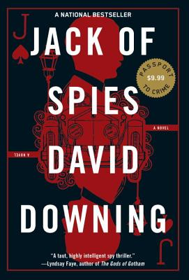 Jack of Spies (A Jack McColl Novel #1) Cover Image