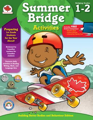 Summer Bridge Activities(r), Grades 1 - 2: Canadian Edition Cover Image