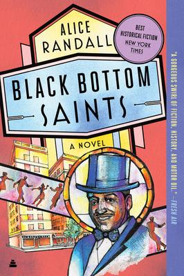 Black Bottom Saints: A Novel Cover Image