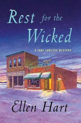 Rest for the Wicked: A Jane Lawless Mystery (Jane Lawless Mysteries #20) Cover Image