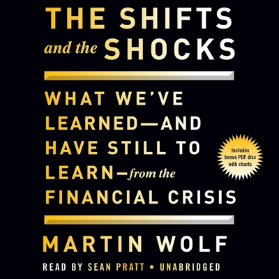 Cover for The Shifts and the Shocks Lib/E