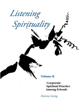 Listening Spirituality Vol II Cover Image