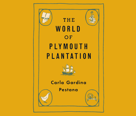 The World of Plymouth Plantation cover