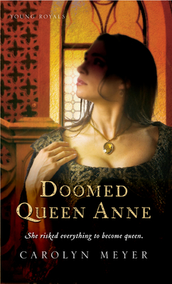 Doomed Queen Anne: A Young Royals Book Cover Image
