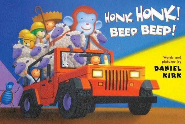 Honk Honk! Beep Beep! Cover