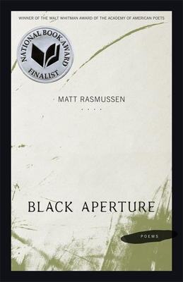Black Aperture Cover Image