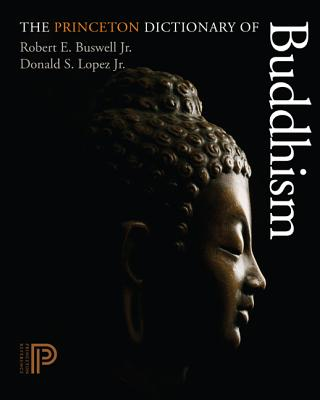 The Princeton Dictionary of Buddhism Cover Image