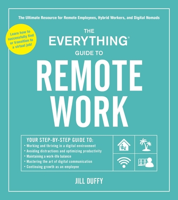 Cover for The Everything Guide to Remote Work