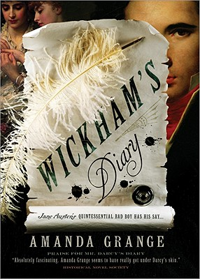 Wickham's Diary Cover