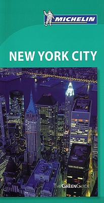 Michelin Green Guide New York City Cover