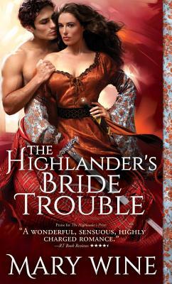 The Highlander's Bride Trouble (Sutherlands #4) Cover Image