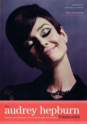 The Audrey Hepburn Treasures Cover