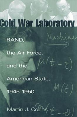 Cold War Laboratory Cover