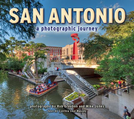 San Antonio a Photographic Journey Cover Image
