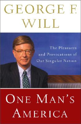 One Man's America: The Pleasures and Provocations of Our Singular Nation Cover Image