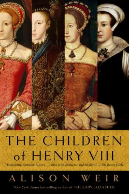 The Children of Henry VIII Cover