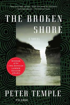 The Broken Shore Cover