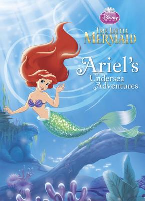 Ariel's Undersea Adventures Cover
