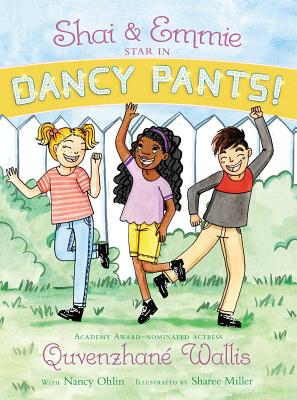 Shai & Emmie Star in Dancy Pants! (A Shai & Emmie Story) Cover Image