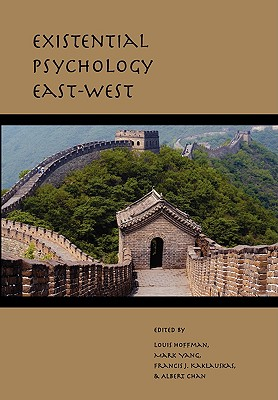 Existential Psychology East-West Cover Image
