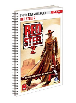 Red Steel 2 - Prima Essential Guide Cover