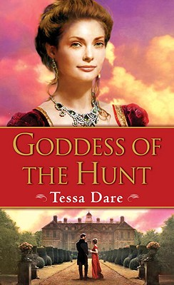 Goddess of the Hunt (Wanton Dairymaid Trilogy #1) Cover Image