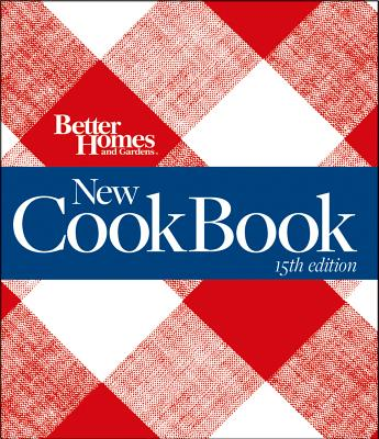 Better Homes and Gardens New Cook Book Cover