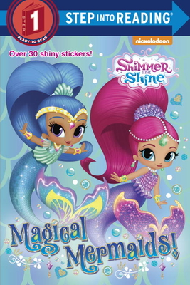 Magical Mermaids! (Shimmer and Shine) (Step into Reading) Cover Image