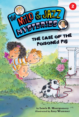 The Case of the Poisoned Pig Cover
