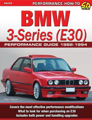 BMW 3-Series (E30) Perf Gd, 1982-94 (Sa Design) Cover Image