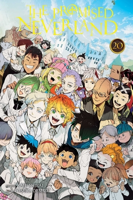 The Promised Neverland, Vol. 20 Cover Image