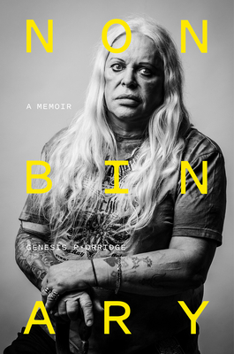 Nonbinary: A Memoir Cover Image