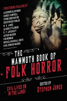 Cover for The Mammoth Book of Folk Horror