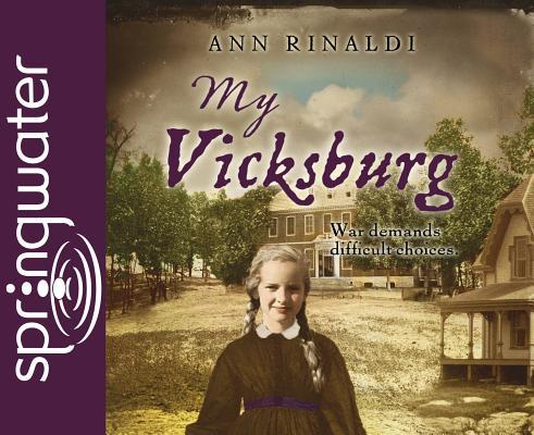 My Vicksburg (Library Edition) Cover Image