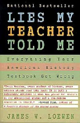 Lies My Teacher Told Me Cover
