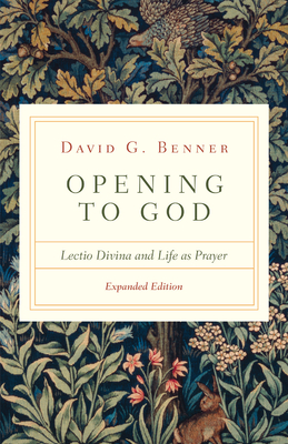 Cover for Opening to God