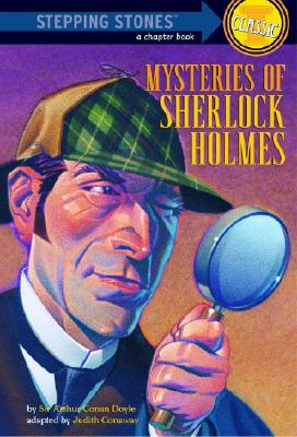 Mysteries of Sherlock Holmes Cover