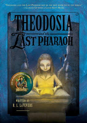 Theodosia and the Last Pharaoh (The Theodosia Series) Cover Image