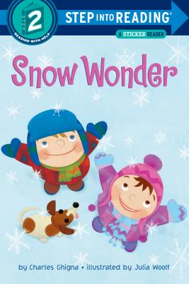 Snow Wonder [With Stickers] Cover