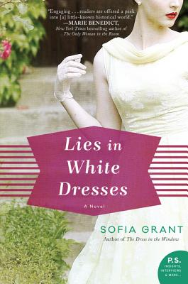 Cover for Lies in White Dresses