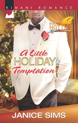 A Little Holiday Temptation Cover