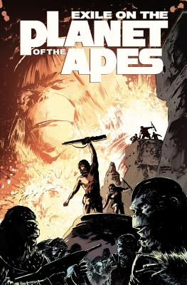 Exile on the Planet of the Apes Cover